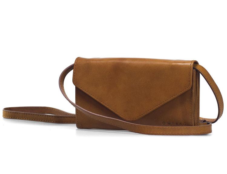 Brun kuvertväska Josephine, O My Bag