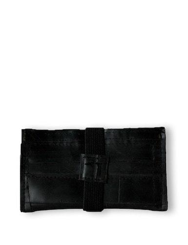 Kortfodral svart, återvunnet gummi