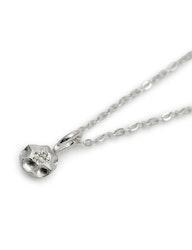 Halsband Frö återvunnet silver
