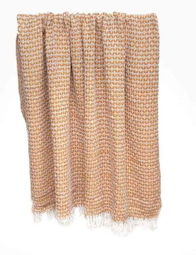 Gul filt återvunnet material, fair trade