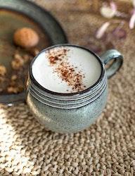 Handgjord mugg keramik