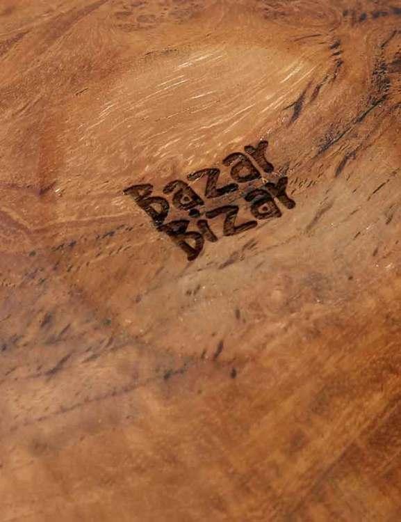 Tårtfat i trä, Bazar Bizar