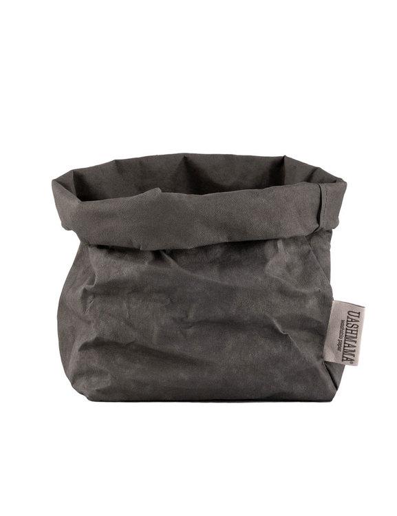 Uashmama förvaringspåse mörkgrå medium