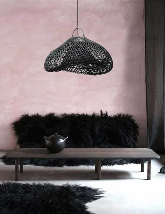 Elegant rotting lampa för tak, Bazar Bizar