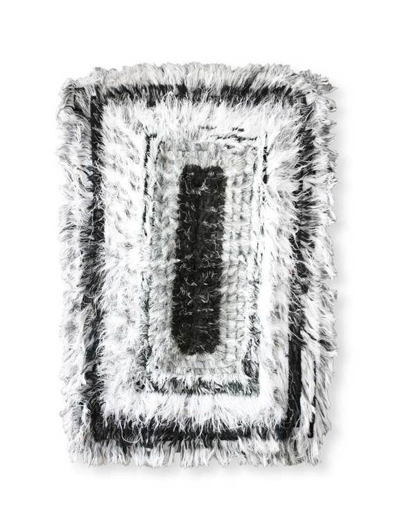 Matta eller textil väggdekoration