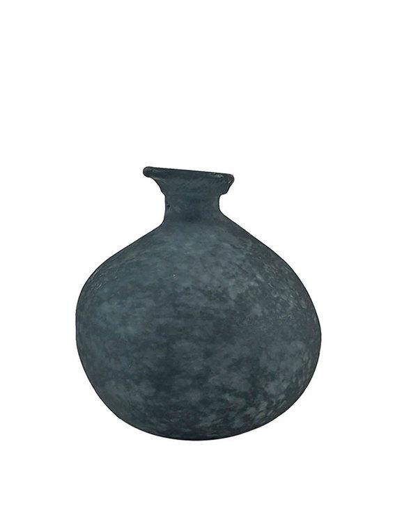 Vas Palma, flaskvas. Återvunnet glas från Oohh.
