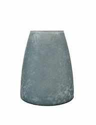 Konisk vas Palma, återvunnet glas