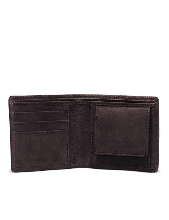 Herrplånbok Tobi från O My Bag, naturgarvat läder