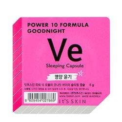 Ansiktsmask - It´s Skin Power 10 Formula Goodnight Sleeping Capsule VE