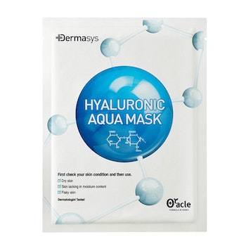Dr Oracle Dermasys Hyaluronic Aqua Mask