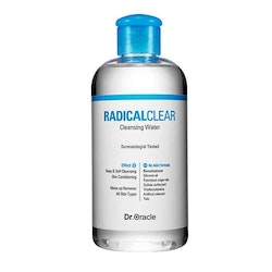 Dr. Oracle Radical Clear Cleansing Water, kort datum - 85% rabatt!