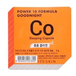 It´S SKIN Power 10 Formula Goodnight Sleeping Capsule CO