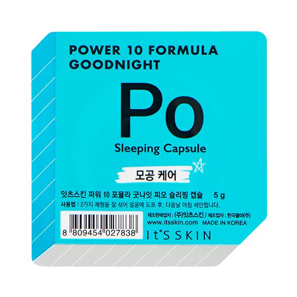 It´S SKIN Power 10 Formula Goodnight Sleeping Capsule PO