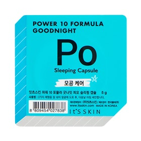 It´S SKIN Power 10 Formula Goodnight Sleeping Capsule PO