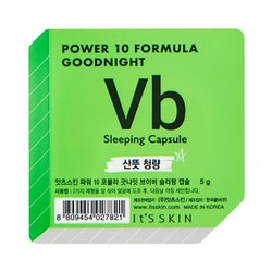 It´S SKIN Power 10 Formula Goodnight Sleeping Capsule VB