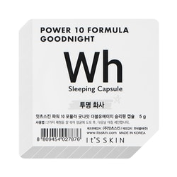 It´S SKIN Power 10 Formula Goodnight Sleeping Capsule WH