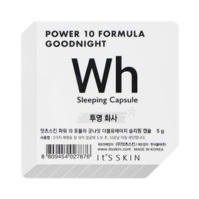 It´S SKIN Power 10 Formula Goodnight Sleeping Capsule WH