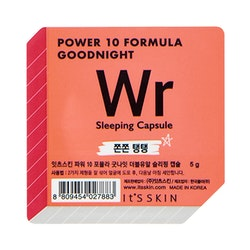 It´S SKIN Power 10 Formula Goodnight Sleeping Capsule WR