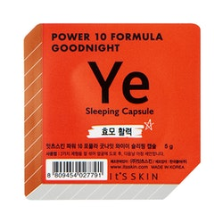 It´S SKIN Power 10 Formula Goodnight Sleeping Capsule YE