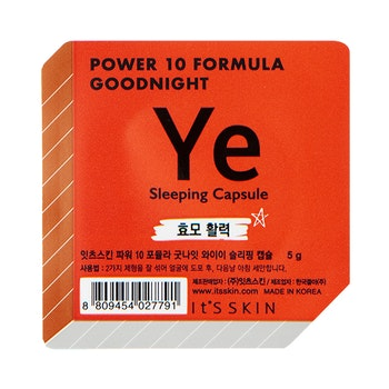 Power 10 Formula Goodnight Sleeping Capsule YE