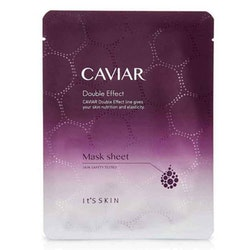 It'S SKIN Caviar Double Effect Mask Sheet