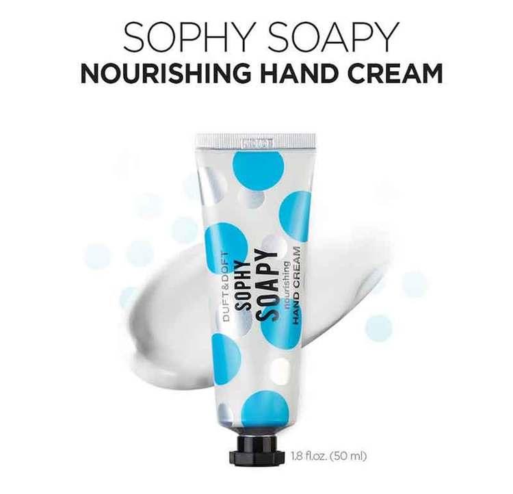 DUFT&DOFT Sophy Soapy Nourishing Hand cream