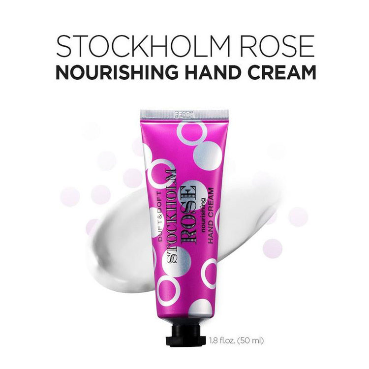 DUFT&DOFT Stockholm Rose Nourishing Hand cream