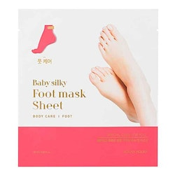 Baby Silky Foot Sheet Mask