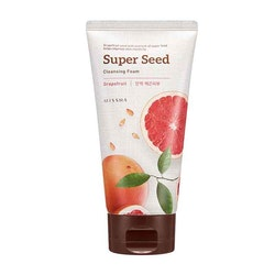 MISSHA Super Seed Grapefruit Cleansing Foam