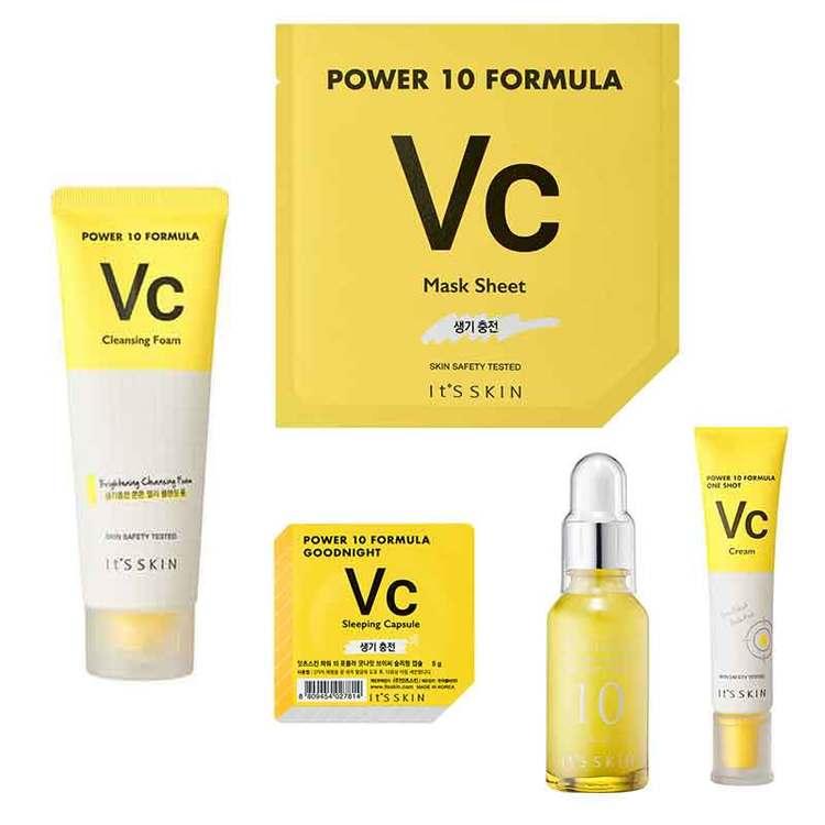 Hudvårdsset It´S SKIN Power 10 Formula VC