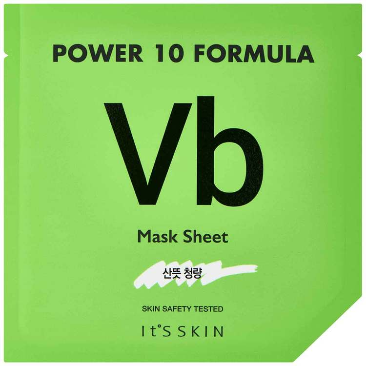 It'S SKIN Power 10 Formula VB Sheet Mask