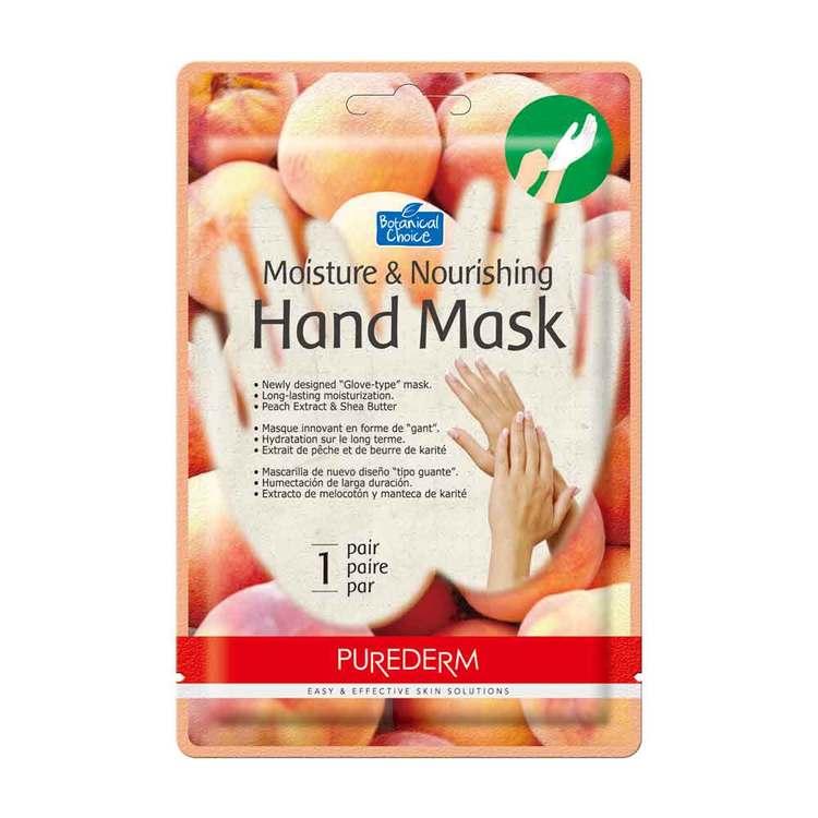 Kopia PUREDERM Moisture & Nourishing Hand Mask Peach, kort datum - 70% rabatt!