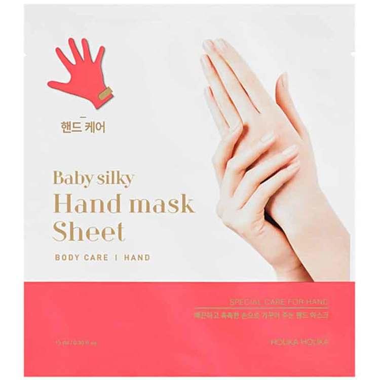 Handmask-  Baby Silky Hand Mask Sheet
