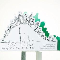 Too Cool For School Dinoplatz Twisty Tail Mascara