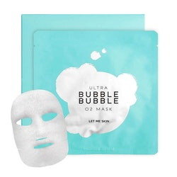 Ansiktsmask - LET ME SKIN Ultra Bubblebubble O2 Mask