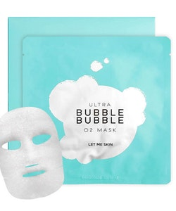 LET ME SKIN Ultra Bubblebubble O2 Mask