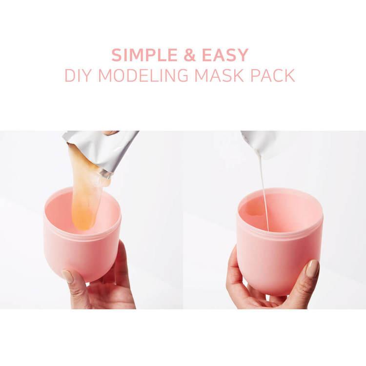 Ansiktsmask - LET ME SKIN Ultra H2O Modeling Mask
