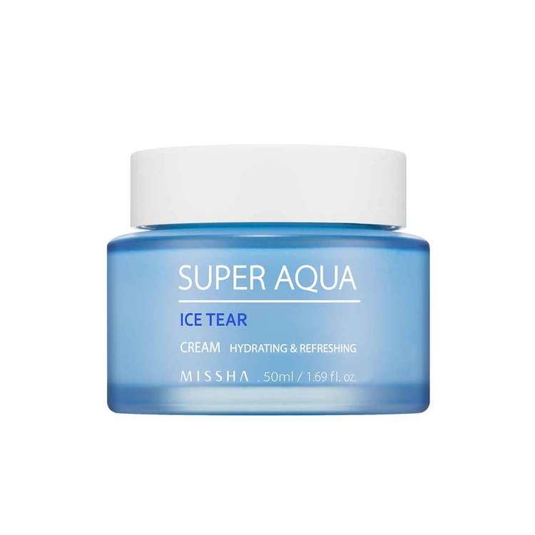 ANSIKTSKRÄM - MISSHA Super Aqua Ice Tear Cream