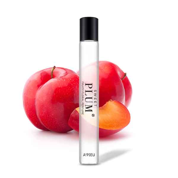 A'PIEU My Handy Roll On Perfume 10ml Peach