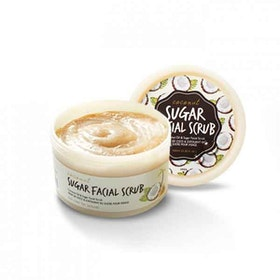 Too Cool For School Coconut Sugar Facial Scrub