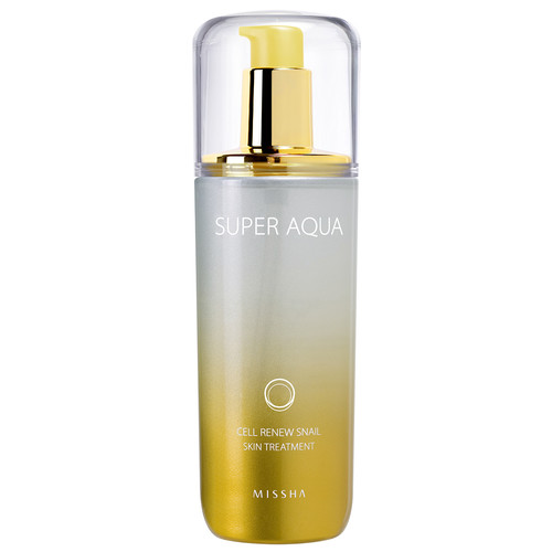 Super Aqua Cell Renew Snail Skin Treatment (130ml)