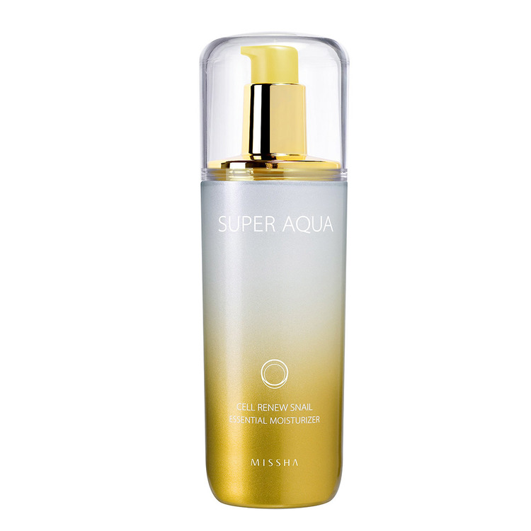 Super Aqua Cell Renew Snail Essential Moisturizer (130ml)