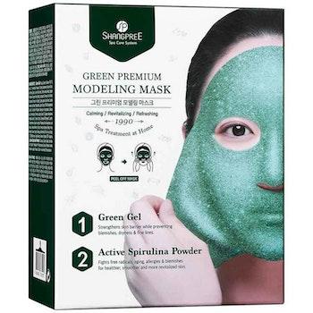 Shangpree Green Premium Modeling Mask