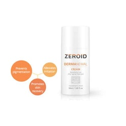 ZEROID Dermanewal Cream
