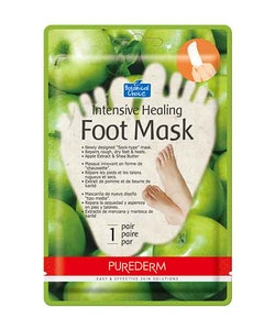 PUREDERM Intensive Healing Foot Mask