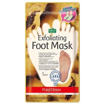 PUREDERM Exfoliating Foot Mask - Regular Size