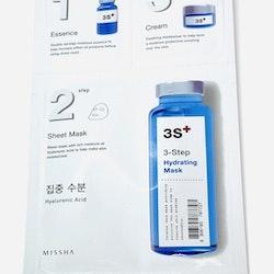 MISSHA 3-step Hydrating Mask