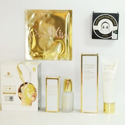 "Spa-set ""Gold & Diamonds"""