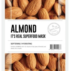 Dermal Its Real Superfood Sheet Mask Almond