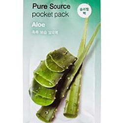 MISSHA Pure Source Pocket Pack Sleeping Mask Aloe